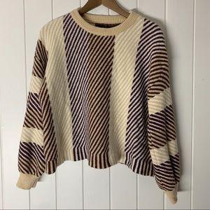 Zaful Cozy Fleece Pullover Sweater